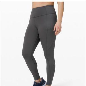 Lululemon fast and free leggings